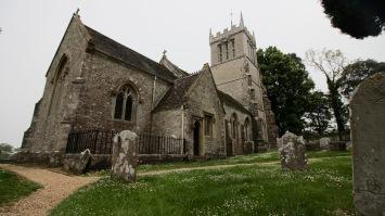 Lulworth Church