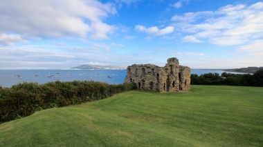 Sandsfoot Castle Ruins