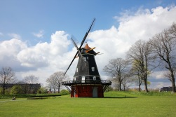 Windmill at Kastellet, Copenhagen