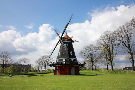 Windmill at Kastellet, Copenhagen