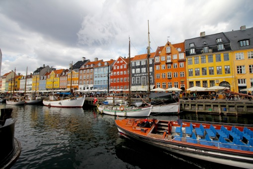 Nyhavn by day