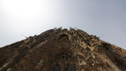Nativity Facade of the Segrada Familia