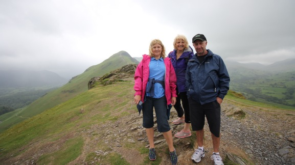 Catbells Mountain