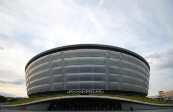 SSE Hydro Arena in Glasgow