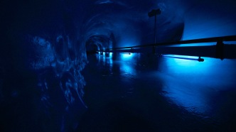 Ice Cave, Mt Titlis
