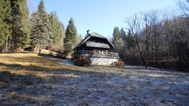 Our cabin in Bohinj Bistrica