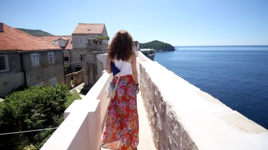 Old Town Wall, Dubrovnik