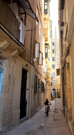 Streets of Valletta