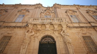 Cathedral Museum in Mdina