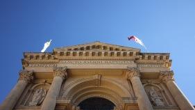 Xewkija Church Dedicated to St John the Baptist - Gozo, Malta