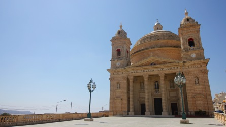 Ave Regina Coelorum Church