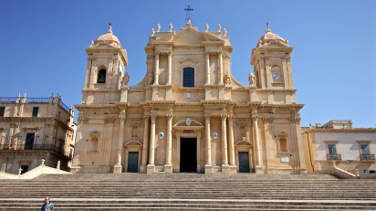 Cathedral of Noto