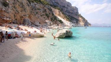 Cala Goloritze, Sardinia
