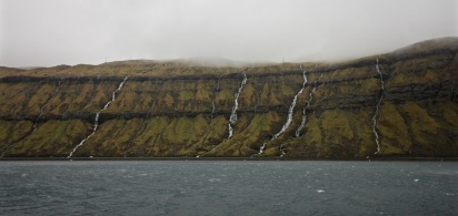 Waterfalls everythere