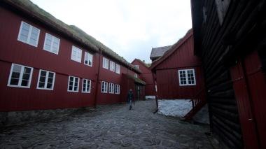 Tórshavn old town
